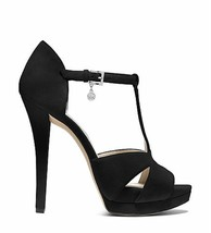 Women's Shoes Michael Kors FRANCOISE T-STRAP Platform Pumps Ankle Strap ... - $99.00