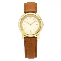 Bvlgari Bulgari Anfiteatro Watch in 18k Yellow Gold AT 35 GL - $4,165.00