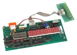 ORBITRAN SYSTEMS PWB 528641 BOARD ASSY: 528641-01 W/ 528352 CONDUCTOR ADAPTER