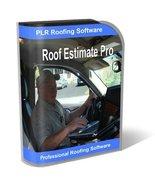 Roof Estimate Pro [DVD-ROM] Windows - $39.97