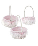 Darice Easter Basket with Tutu Liner: 3 pieces w - $36.99