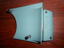 Singer 327K Belt Cover #179557 & Harness Cover #625084 w/2 Screws Each - $17.50