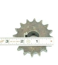 LOT OF 2 MARTIN 40B16 SPROCKETS 16 TEETH image 3