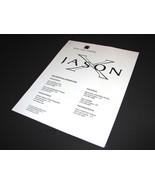2001 JASON X Movie PRESS KIT PRODUCTION NOTES HANDBOOK Promotional - $14.99
