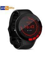 E3 Sports Smart Watch Men IP68 Waterproof Full Touch Screen Silicone Str... - $61.38