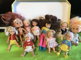 Kid Kore and Greenbrier Dolls - $45.00