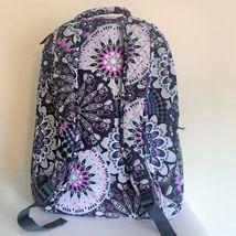 Vera Bradley Essential Large Backpack Laptop Bag ~ Mimosa Medallion Pattern NWT image 7