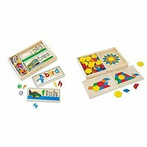 Melissa & Doug See & Spell Learning Toy (Best for 4, 5, and 6 Year - $52.04