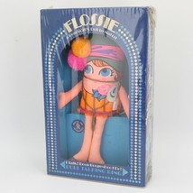 Vintage 1970 Flossie a Roarin' 20's Doll by Mattel Sealed in Original Box image 2