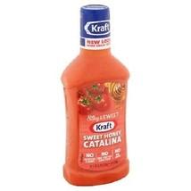 Kraft Sweet Honey Catalina Salad Dressing - $10.84