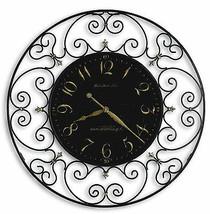 Howard Miller 625-367 (625367) Joline Wall Clock - Aged Black - £244.44 GBP