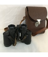 Carl Zeiss Jena Deltrintem 8x30 Vtg 30s German Made Binoculars with Case - $891.00