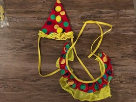 Rubies Costume Company Clown Pet Costume Collar and Hat - €12,32 EUR