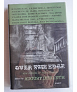 Arkham House Over The Edge HC/DJ First Edition - $49.99