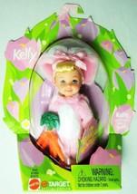 2002 Mattel Easter Garden Kelly in Pink Bunny Suit - $19.16