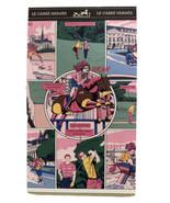 Hermes Paris Le Carre Scarf Catalog Spring Summer 2020 NEW - $11.95