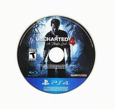 Uncharted 4: A Thief's End Game for Playstation 4 (PS4) - $7.49