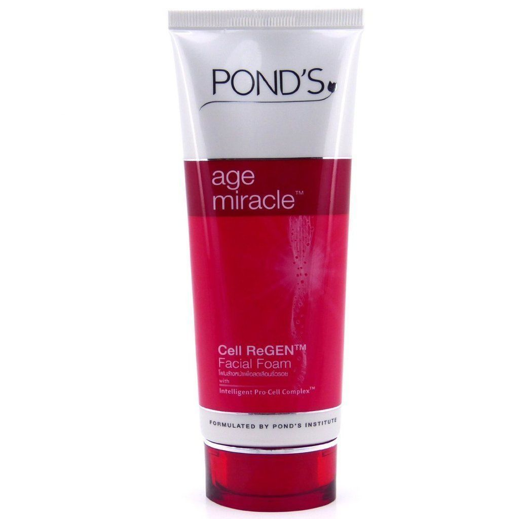 Ponds White Beauty Pearl Cleansing Gel Face Wash 50g By Package Pond S