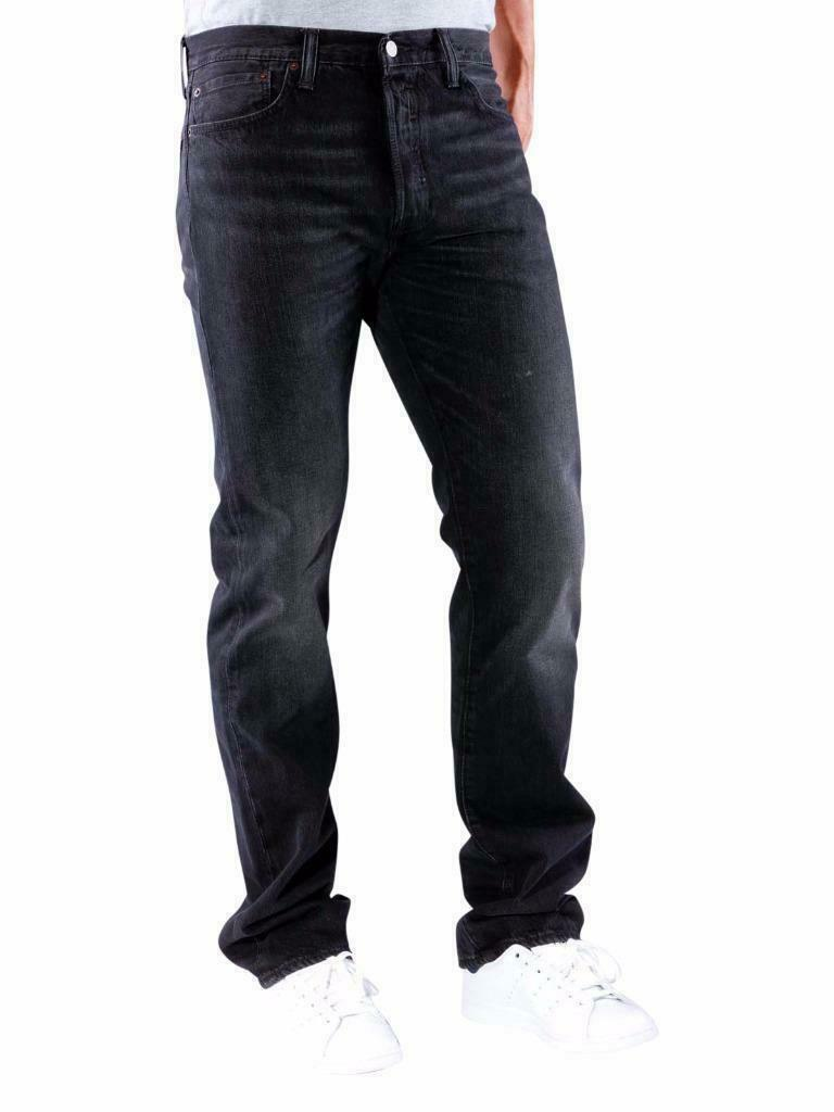 New Levi's Strauss 501 Men's Straight Leg Original Fit Button Fly Jeans 501-2293