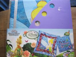 Disney Fairies Make It Yourself Pillow & Wall Art Kit Tinker Bell Gift - $29.50