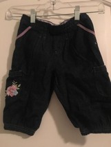 Disney Toddler Baby Girls Denim Jeans Pants Sz 4T Clothes - $45.54