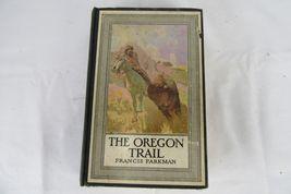The Oregon Trail Francis Parkman 1938 Hardcover Book - $11.95