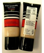 CoverGirl Outlast Active 24 HR Foundation SPF 20 *Choose Your Shade*Twin... - $13.99