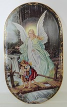 Someone to Watch Over Me Guiding the Way Collector Plate Bradford Exchange - $25.99