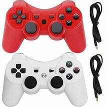 PS3 Controllers for Playstation 3 Dualshock Six-axis, Wireless Bluetooth Remote  - $24.74