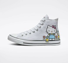 Converse x Hello Kitty Chuck Taylor All Star High Top, 164629F Multi Sizes White image 2