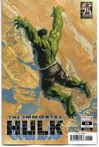 Immortal Hulk #15 Variant Cover (Marvel 2019) - $12.00