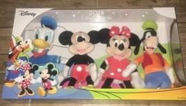 Disney 2018 Collector Series Plush Set-FREE Shipping!!! - $29.69