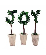 """Modern Home POTTEDBOXWOOD-T, 13"""" Forest Green - T - $12.75"""