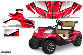 Golf Cart Graphics Kit Decal Sticker Wrap For EZ-Go TXT 2014-2018 EMPIRE... - $299.95