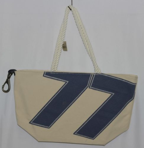 American Eagle Outfitters 7457 AE Beachcomber Tote Color OffWhite