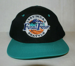 Vintage 1995 NCAA Final Four Seattle Snapback UCLA Hat Pre Owned Rare 90s - $18.99