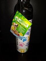 24 oz. Stainless Steel Pet Dog Water Bottle w/ Black Top-Good Life Gear ... - $12.19