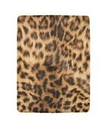 Leopard Fur Printing Ultra-Soft Micro Fleece Blanket - $40.00+