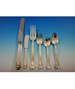 Heraldic by 1847 Rogers Silverplated Flatware Set for 12 Service 79 pcs ... - $1,295.00