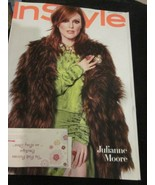 INSTYLE IN STYLE MAGAZINE SEPTEMBER 2019 JULIANNE MOORE BRAND NEW - $9.99