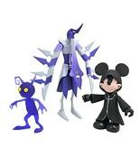 DIAMOND SELECT TOYS Kingdom Hearts Select: Hooded Mickey, Assassin & Pur... - $18.93