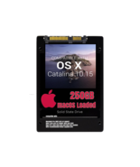 macOS Mac OS X 10.15 Catalina Preloaded on 250GB Solid State Drive - $69.99