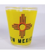 """New Mexico State Flag 2.25"""" Collectible Shot Glass - $8.54"""