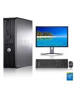 Dell Computer 3.3 GHz PC 4GB RAM 250 GB HDD Windows 10 - $214.11