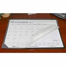 "Artistic 17.5"" x 23"" Lift Top Desk Mat Paper Desk Pad Protector with Ove... - $33.17"