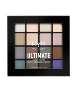 NYX Ultimate Shadow Palette COOL NEUTRALS USP02 - $14.80