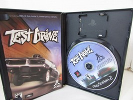 Test Drive Greatest Hits (Sony Play Station 2, 2003) Game Manual And Case - $3.95