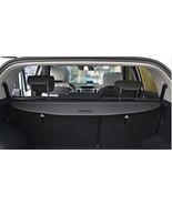 Black Cargo Cover Hyundai Santa Fe Sport 2013-2014 Retractable Security ... - $89.05