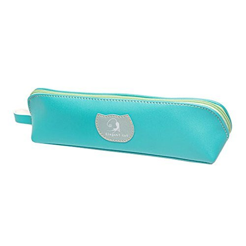 Primary image for Simple Students Pen Bag Pencil Case Stationery Pen Boxes Pencil Pouch, K