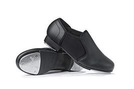 Theatricals Child Neoprene Insert Tap Shoes T9100CBLK01.5 Black 1.5 M US... - $27.75